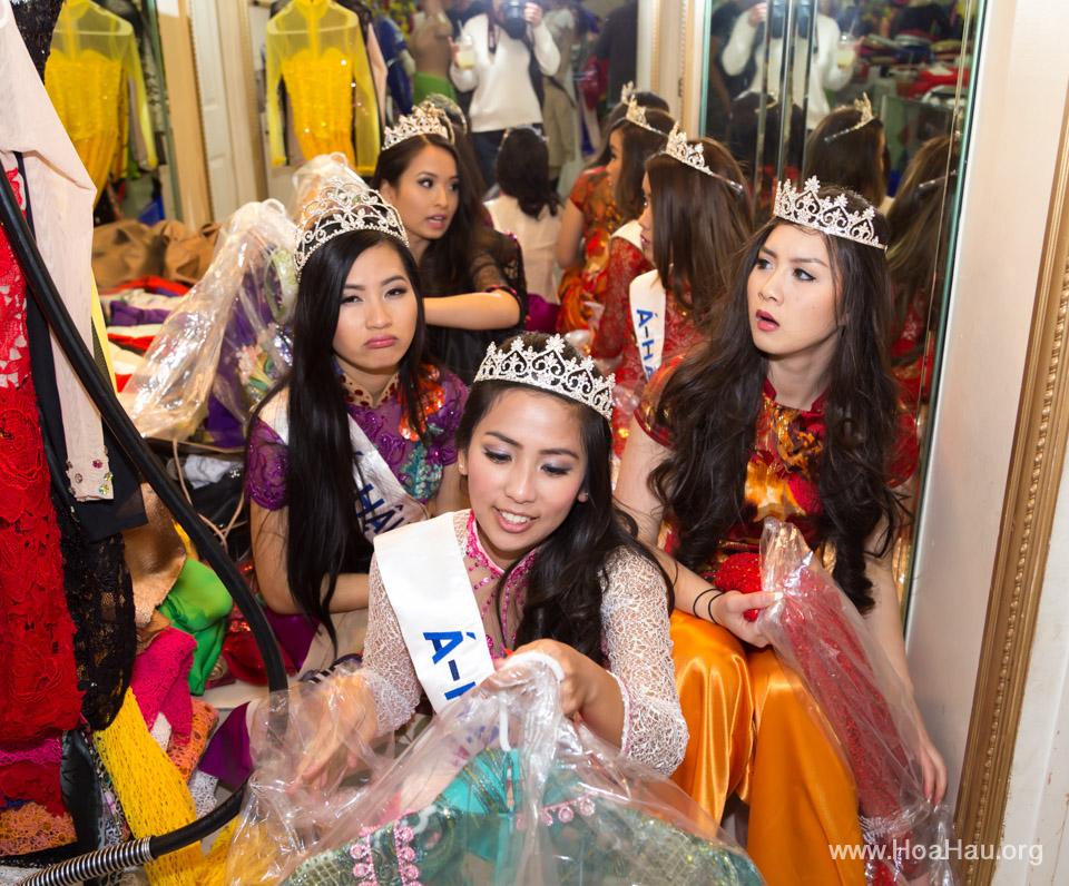 Tet Festival 2014 at Vietnam Town - Hoa Hau - Miss Vietnam - Image 229