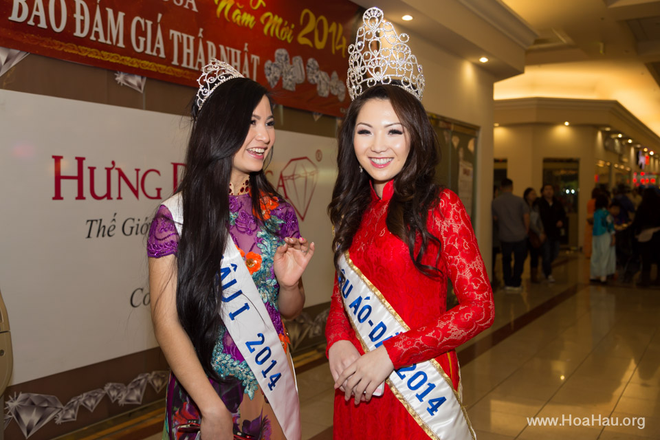 Tet Festival 2014 at Vietnam Town - Hoa Hau - Miss Vietnam - Image 231