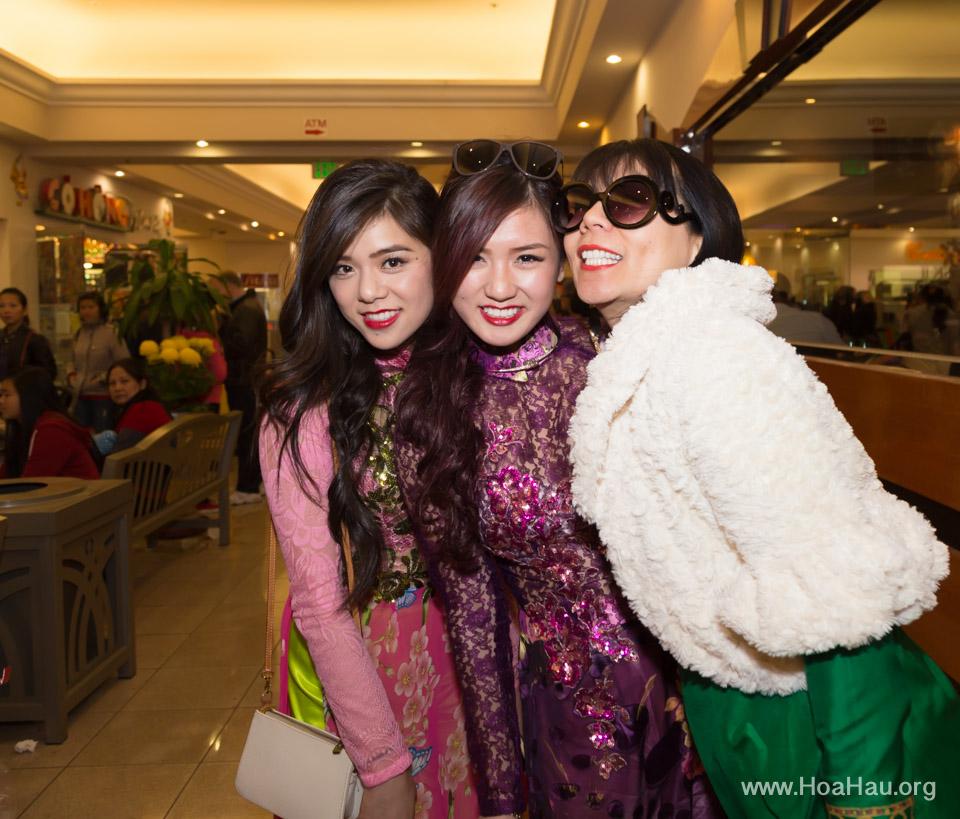 Tet Festival 2014 at Vietnam Town - Hoa Hau - Miss Vietnam - Image 233