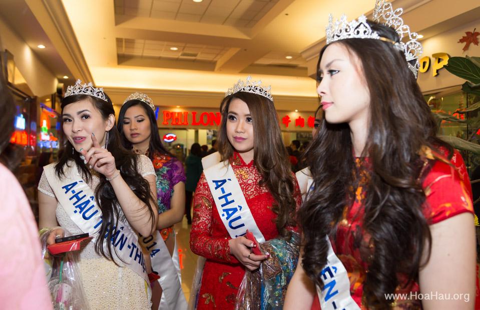 Tet Festival 2014 at Vietnam Town - Hoa Hau - Miss Vietnam - Image 234