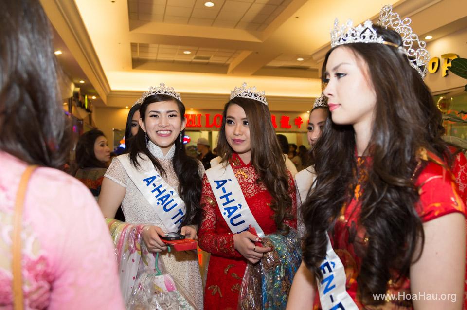 Tet Festival 2014 at Vietnam Town - Hoa Hau - Miss Vietnam - Image 235