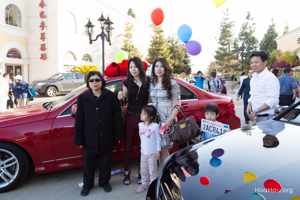 Vinh Thanh Jewelry Mercedes-Benz giveaway 2014 - Image 146
