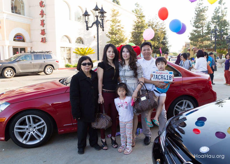 Vinh Thanh Jewelry Mercedes-Benz giveaway 2014 - Image 147