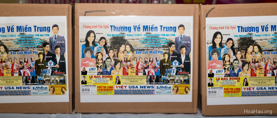 Typhoon Haiyan Victims Relief Fundraiser Concert 2013 - Văn Nghệ Thương Về Miền Trung - Image 103