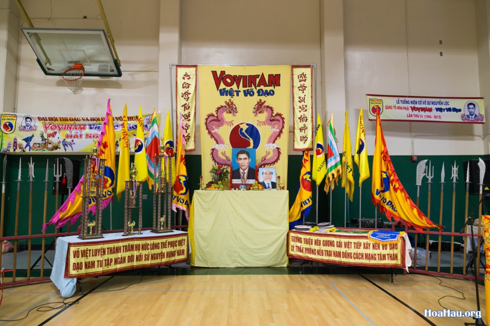 Vovinam Viet Vo Dao - 13th Annual Tournament - Yerba Buena High School - Image 001