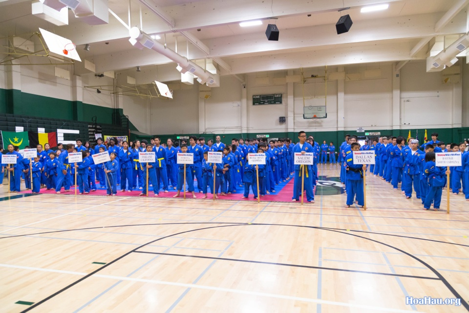 Vovinam Viet Vo Dao - 13th Annual Tournament - Yerba Buena High School - Image 002