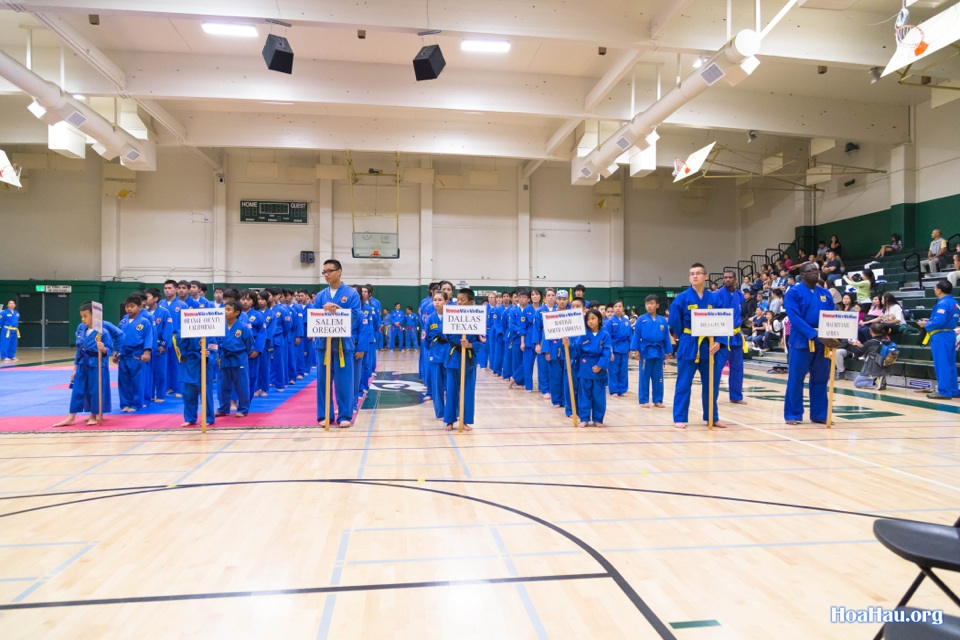 Vovinam Viet Vo Dao - 13th Annual Tournament - Yerba Buena High School - Image 003