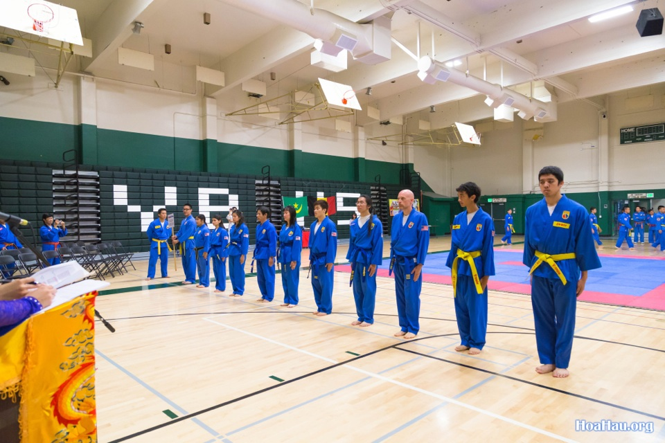 Vovinam Viet Vo Dao - 13th Annual Tournament - Yerba Buena High School - Image 006