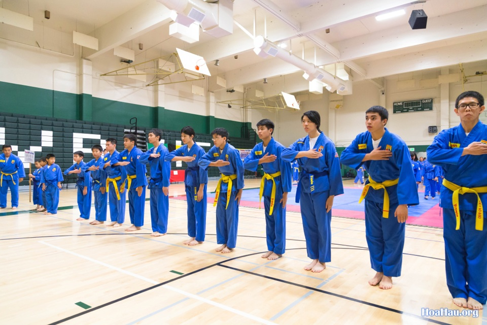 Vovinam Viet Vo Dao - 13th Annual Tournament - Yerba Buena High School - Image 007