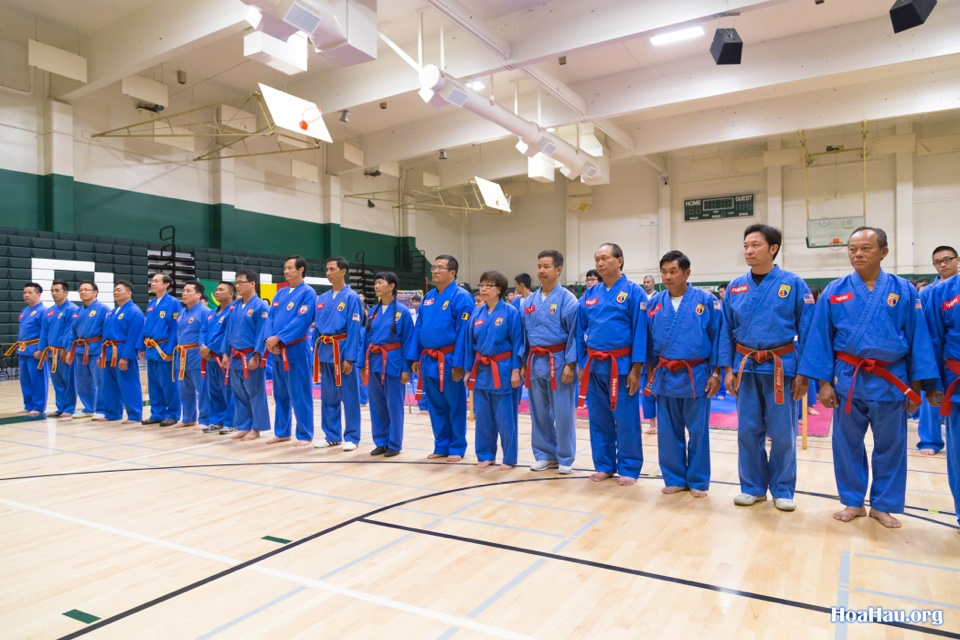 Vovinam Viet Vo Dao - 13th Annual Tournament - Yerba Buena High School - Image 009