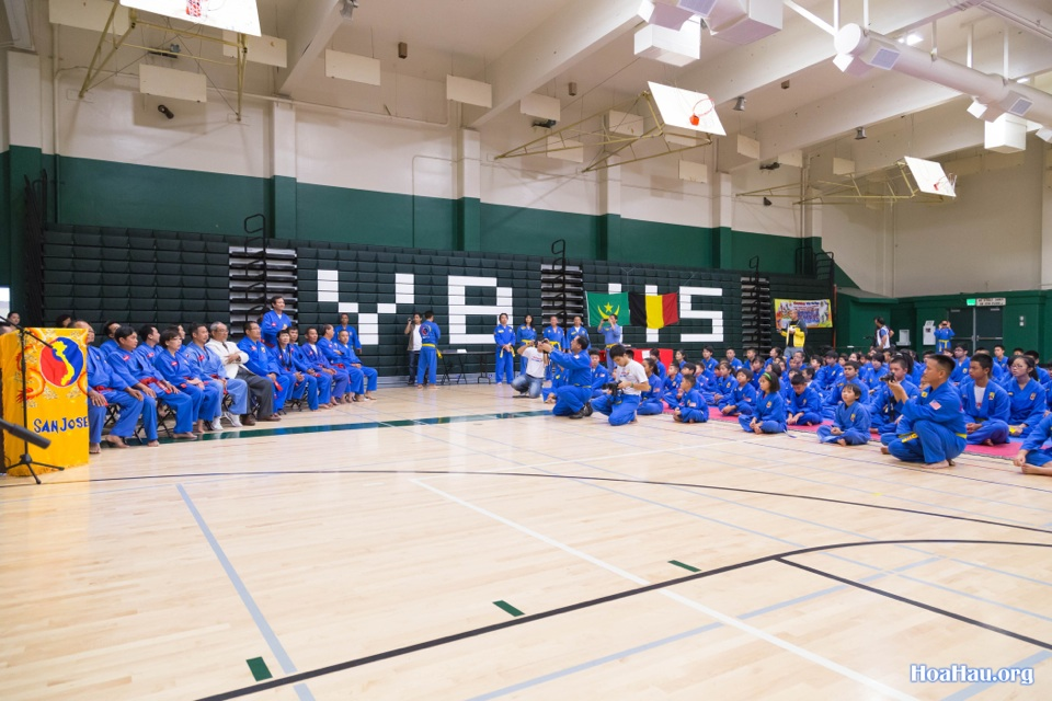 Vovinam Viet Vo Dao - 13th Annual Tournament - Yerba Buena High School - Image 012