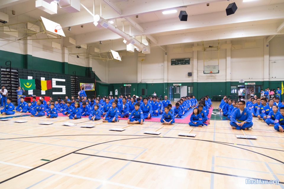 Vovinam Viet Vo Dao - 13th Annual Tournament - Yerba Buena High School - Image 015