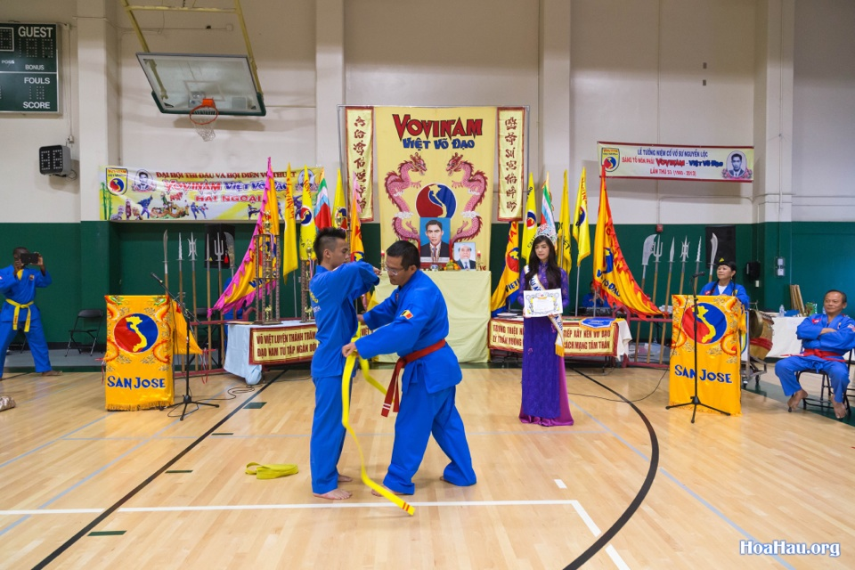 Vovinam Viet Vo Dao - 13th Annual Tournament - Yerba Buena High School - Image 025