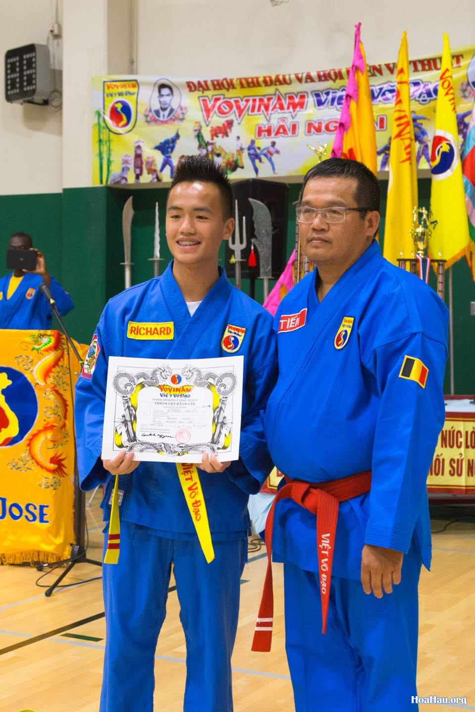 Vovinam Viet Vo Dao - 13th Annual Tournament - Yerba Buena High School - Image 026