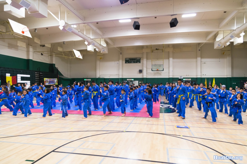 Vovinam Viet Vo Dao - 13th Annual Tournament - Yerba Buena High School - Image 042
