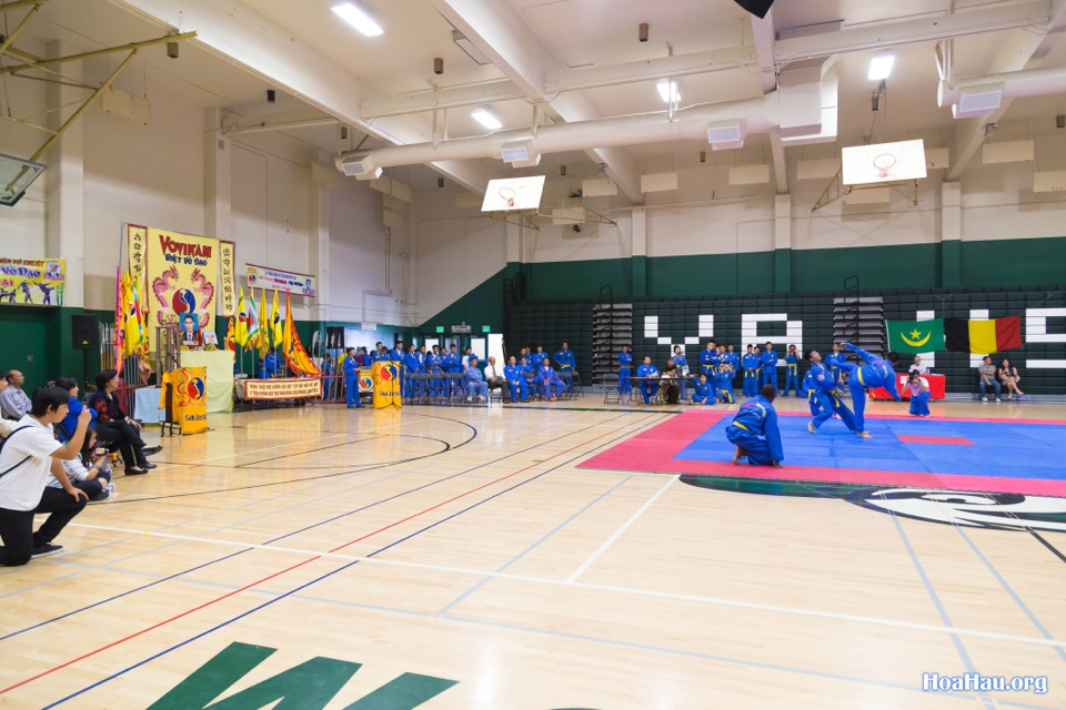 Vovinam Viet Vo Dao - 13th Annual Tournament - Yerba Buena High School - Image 043