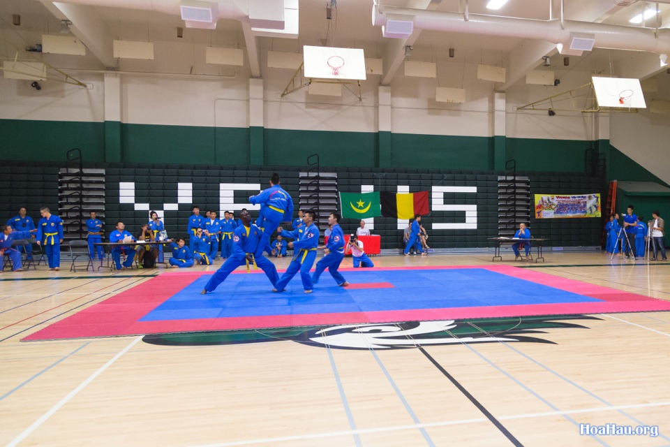Vovinam Viet Vo Dao - 13th Annual Tournament - Yerba Buena High School - Image 044