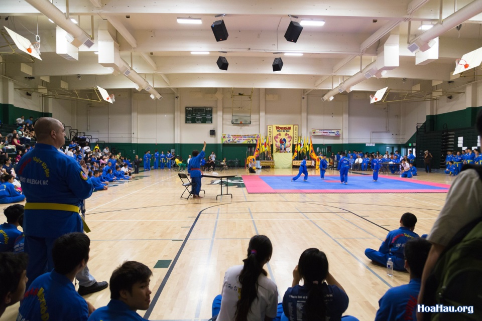 Vovinam Viet Vo Dao - 13th Annual Tournament - Yerba Buena High School - Image 045