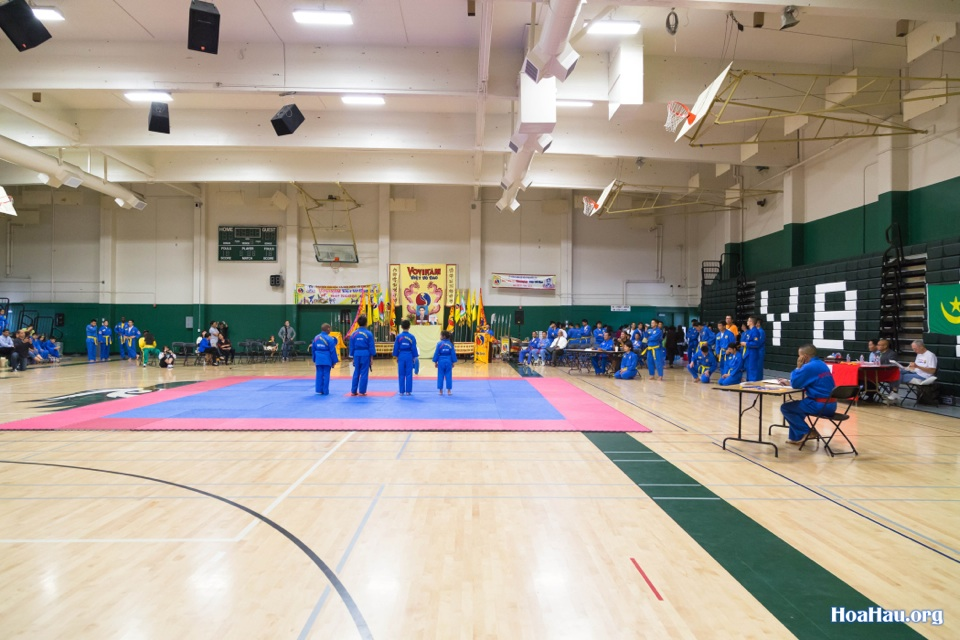 Vovinam Viet Vo Dao - 13th Annual Tournament - Yerba Buena High School - Image 047