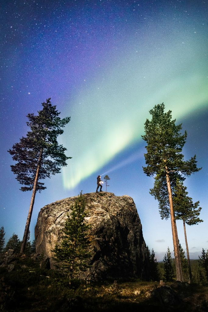 Alex - Photographer of the month, Lapland