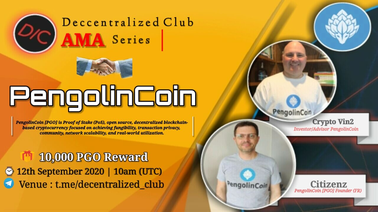 PengolinCoin to Hold AMA!