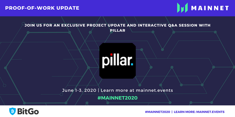 Pillar is excited to join Messari's Mainnet!