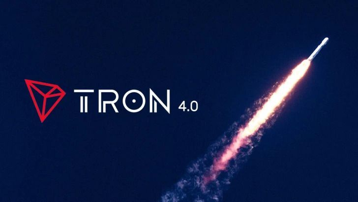 Tron coin news: dropping anonymity with TRON 4.0