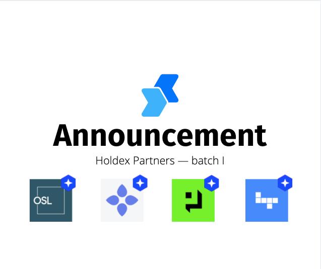 Holdex Partners: batch I