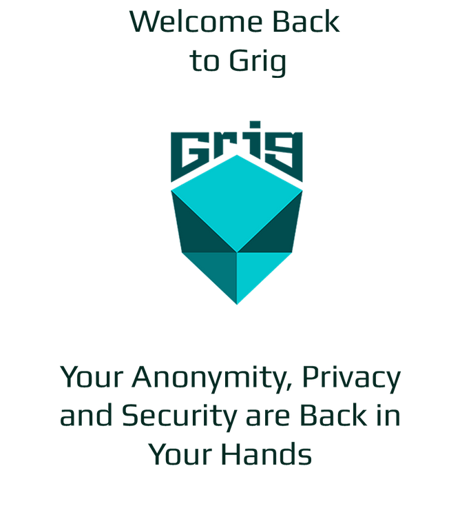 Welcome to Completely Updated Grig Messenger