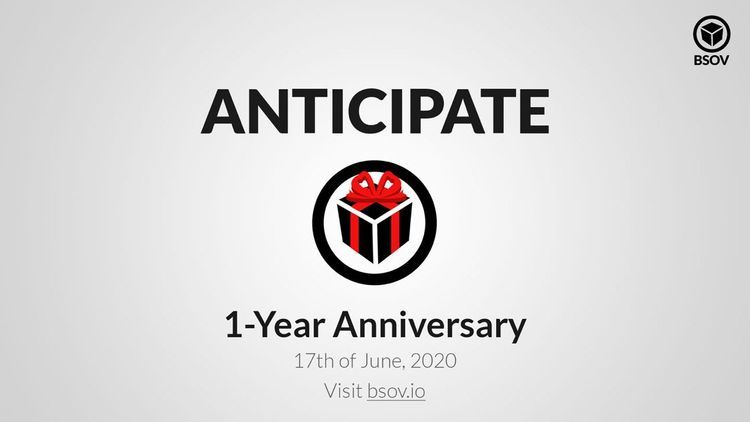BitcoinSOV is About to Have its First Birthday!