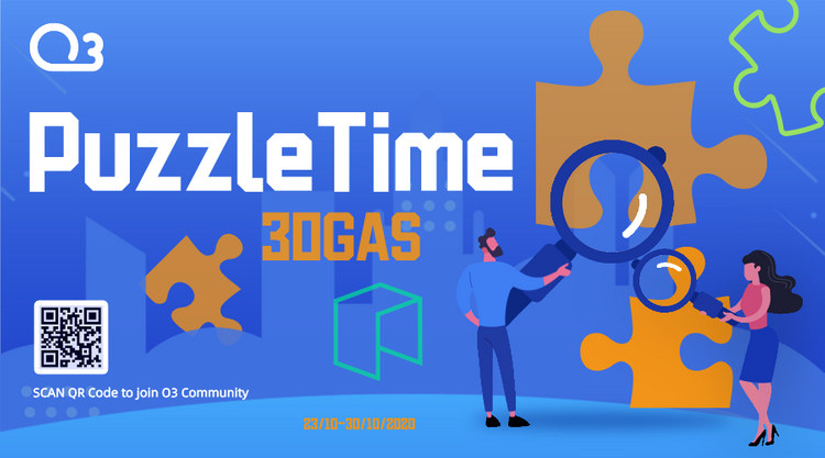 30 GAS: O3 Puzzle Time