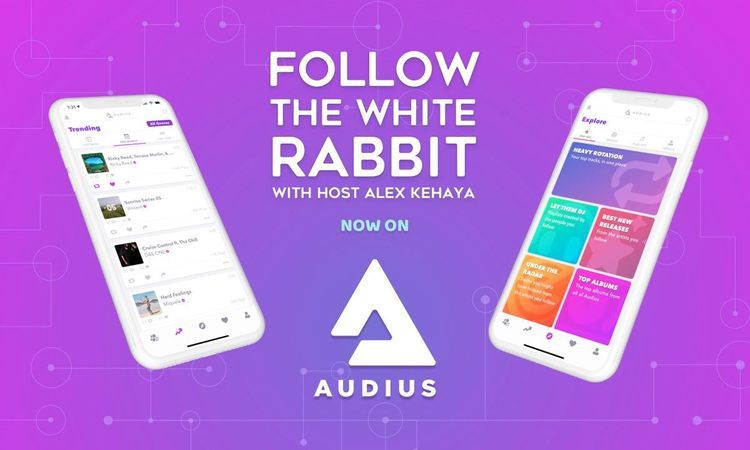 'Follow the White Rabbit' to be available via Audius