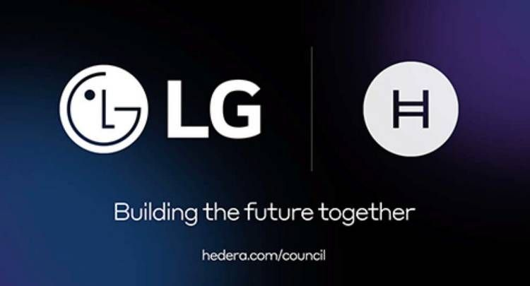 Will LG help with Hedera Hashgraph adoption?