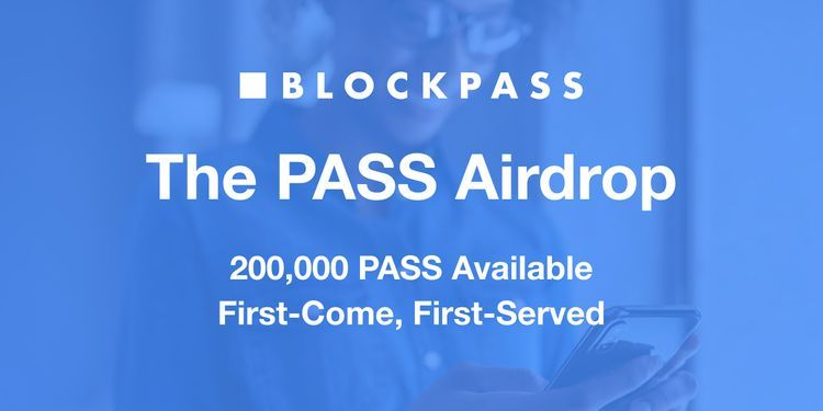 Blockpass Airdrop in Partnership with Holdex