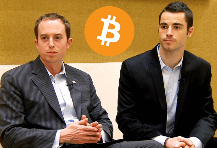 Ver and Voorhees promoting Bitcoin