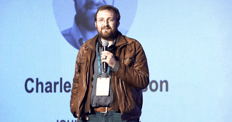Charles Hoskinson as a conference speaker