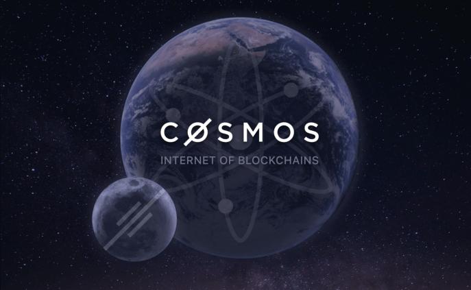 Cosmos — Internet of Blockchains banner