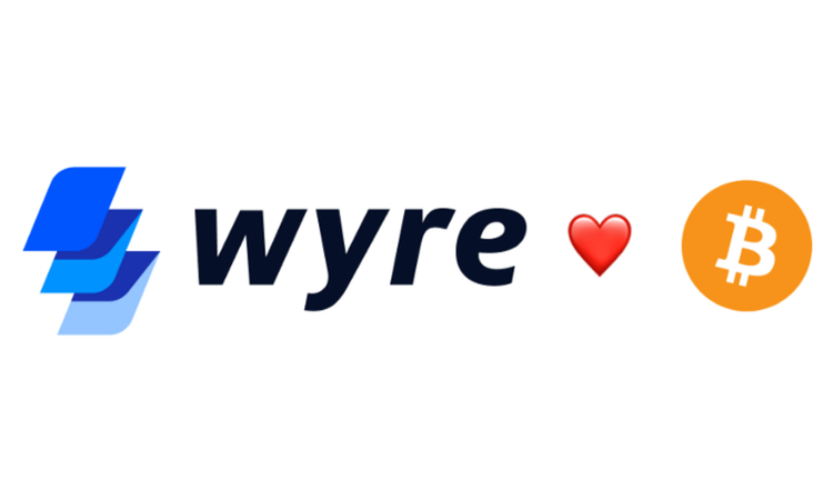 Wyre loves Bitcoin