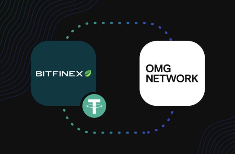 Bitfinex Tether x OMG poster