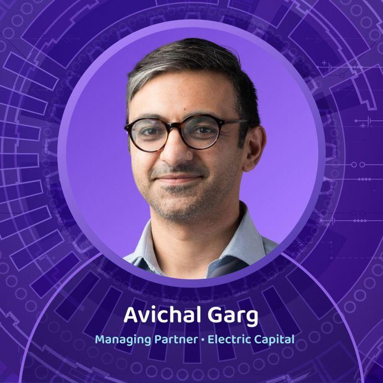 Headshot of Avichal Garg<br>