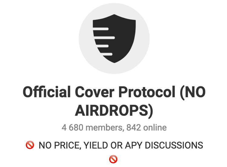 Finally NO PRICE, YIELD OR APY DISCUSSIONS - but KYC?