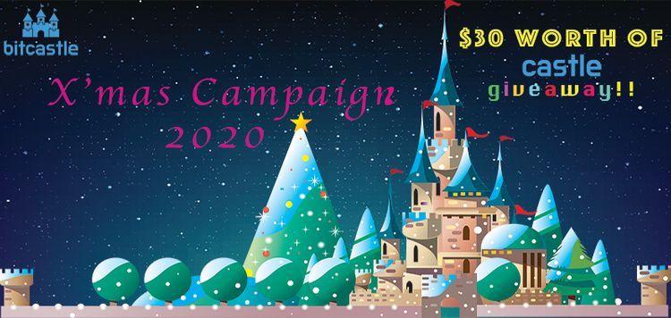 bitcastle Christmas Campaign 2020