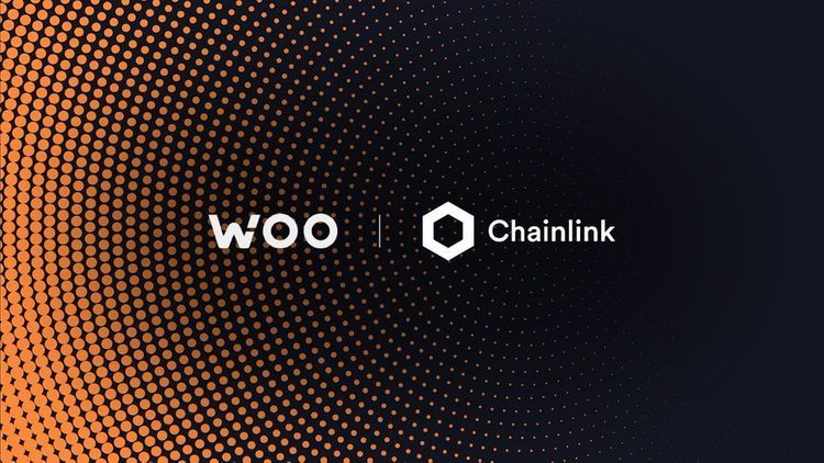 WooTrade and Chainlink are partners