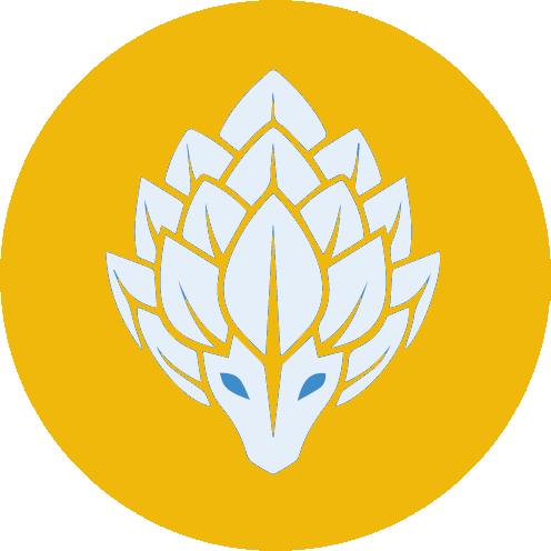 wPGO BEP20 Logo