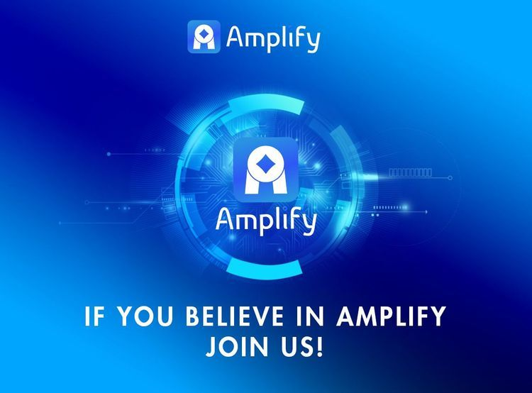 Join Amplify's mission - become an Ambassador!
