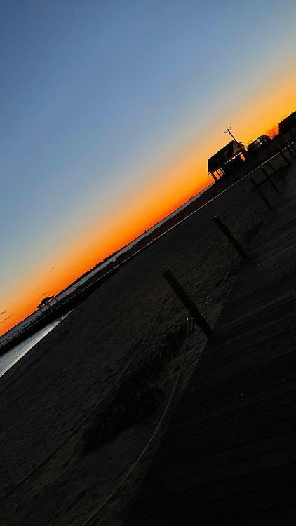 Bloody sunset 🌅