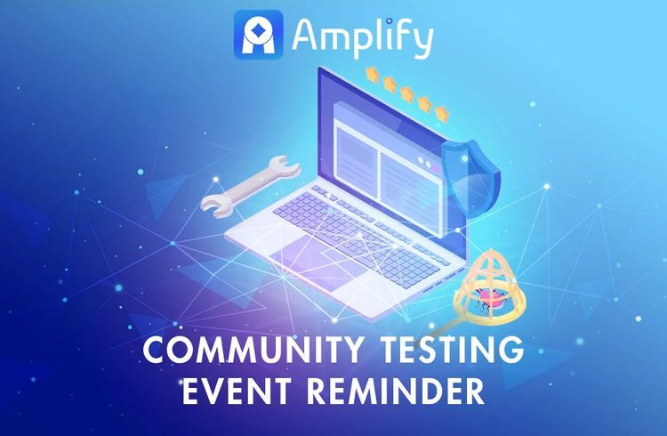 Community Testing Event - Reminder