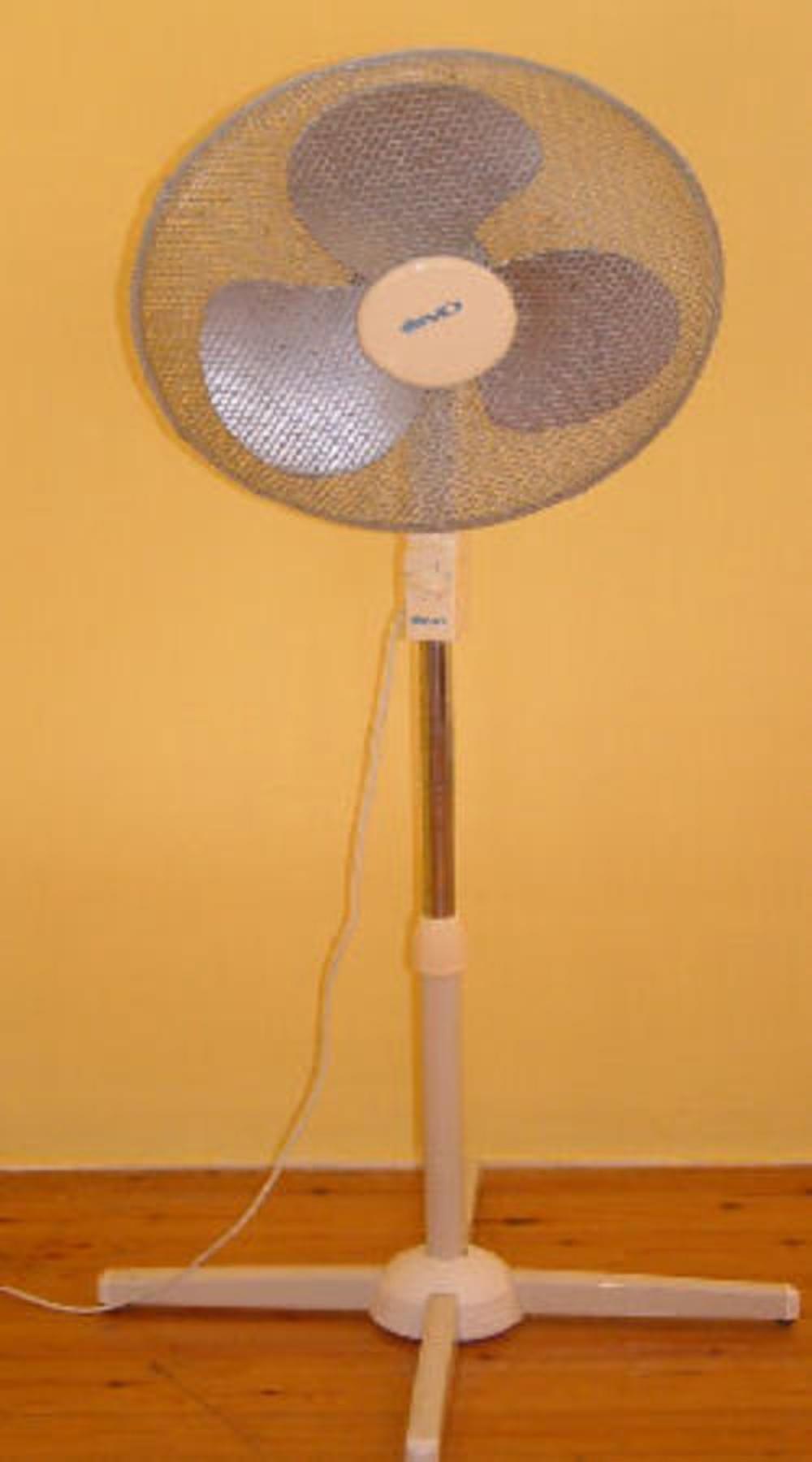 Air flow fan