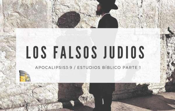 Los que dicen ser judíos y no lo son (Sinagoga de satanás Apocalipsis 3:9)