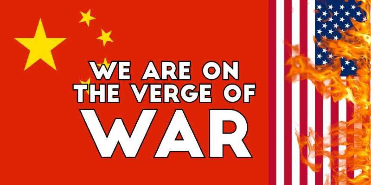 Estamos al borde de la guerra (China, USA)